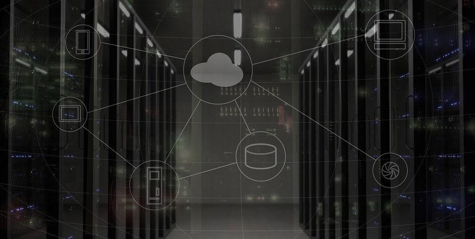 Cloudnetwork Grafik