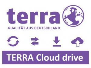Terra Cloud Drive Logo