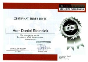 It Security Experte Daniel Steinsiek