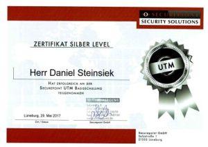It Security Experte Daniel Steinsiek
