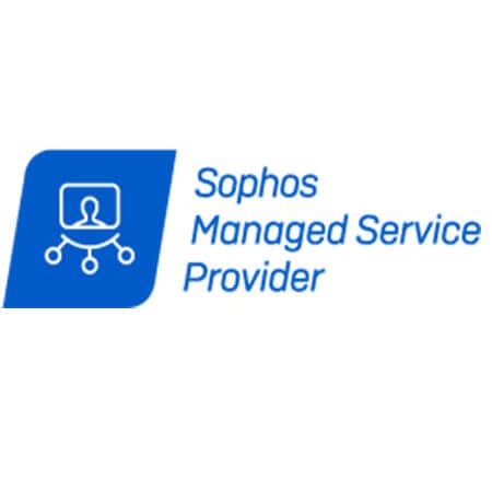 Sophos Managed Service Logo